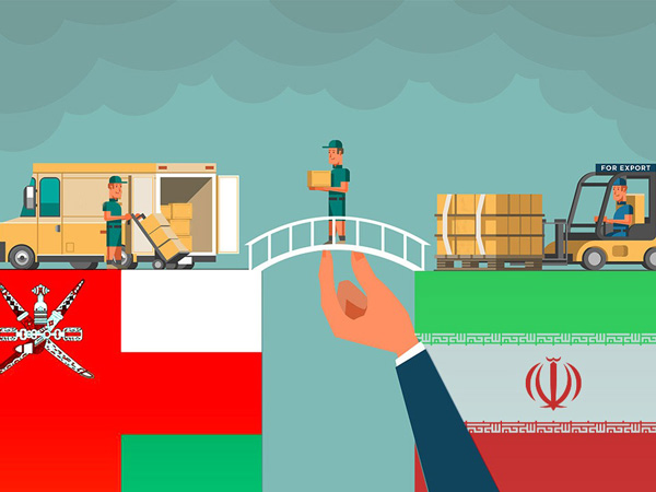 Increasing the export of Iranian goods to Oman