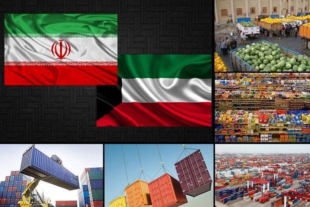 صادرات ایران به کویت