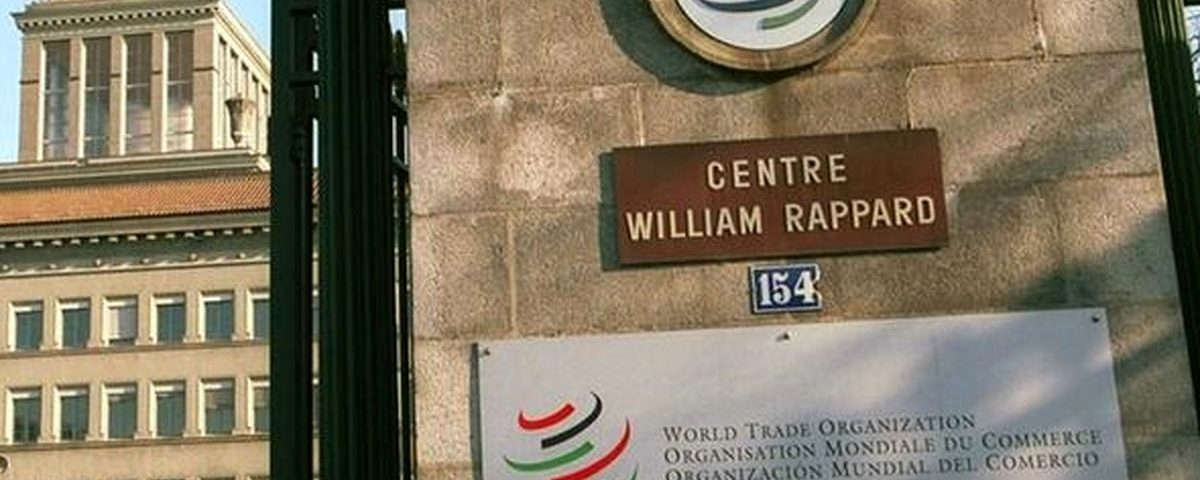 WTO support to strengthen the capacity of developing and less developed countries