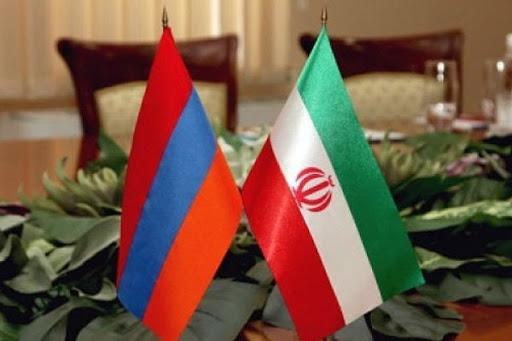 A high-ranking Armenian delegation travels to Tehran