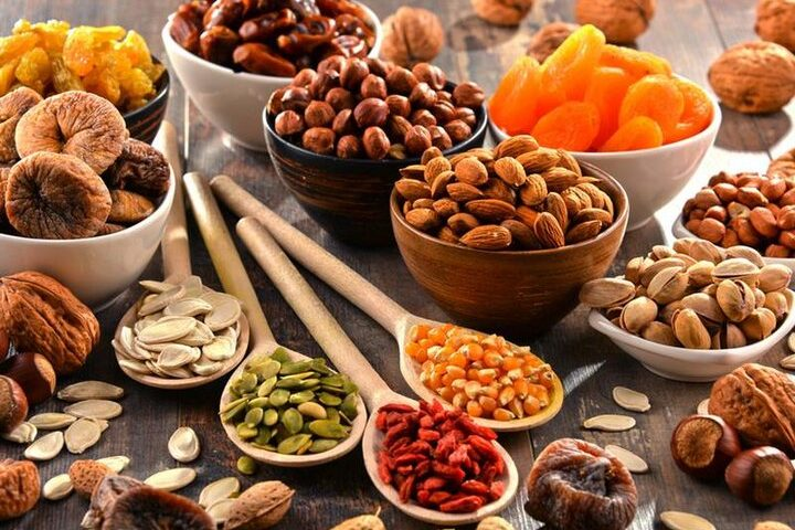 Increase exports of nuts