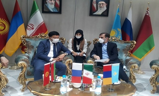 Eurasia Exhibition, an opportunity to develop trade relations between Iran and the Eurasian Economic Union
