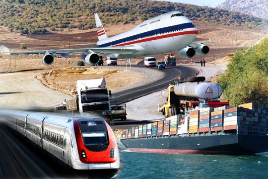 The need to develop transport infrastructure to enter the Russian market